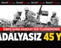 MADALYASIZ 45 YIL