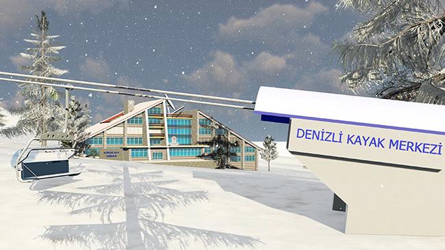 Kayak Merkezine otel ve sosyal tesis 3 - DENİZLİ KAYAK MERKEZİ'NE OTEL VE SOSYAL TESİS