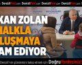 Başkan Zolan'dan Vatandaşlara Teşekkür