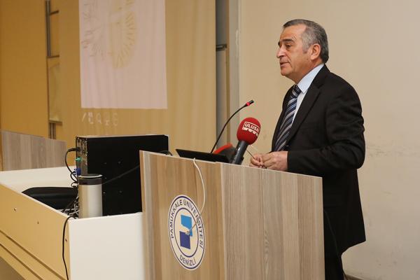 """PAU 0112 - Prof. Dr. Turgut: """"Korona Endişesi Virüsten Hızlı Yayılıyor"""""""
