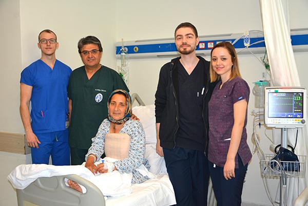PAU 4389 - 46 Yaşında 3. Kez Kalp Ameliyatı Oldu