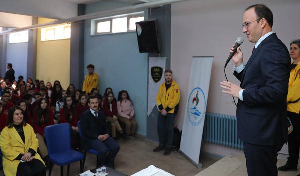 PMKL1352 - PAMUKKALE BELEDİYESİ'NDEN DEPREM EĞİTİMİ