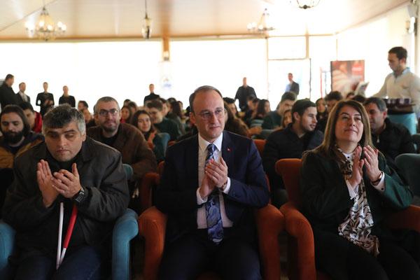 PMKL3282 - BAŞKAN ÖRKİ'DEN ÖRNEK DAVRANIŞ