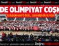 PAÜ'de Olimpiyat Coşkusu