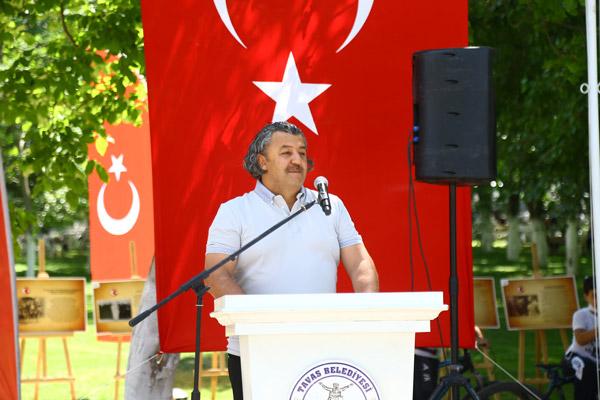 Prof. Dr. Turgut Tok 2 - TAVAS'TA MİLLİ MÜCADELE KAHRAMANLARI UNUTULMADI