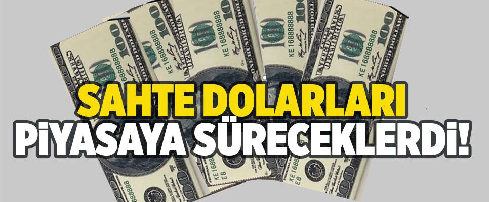 Denizli'de Sahte İçki Operasyonu: 3 Gözaltı