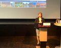 Gençlik Kampı'nda kuş barınağı yaptılar