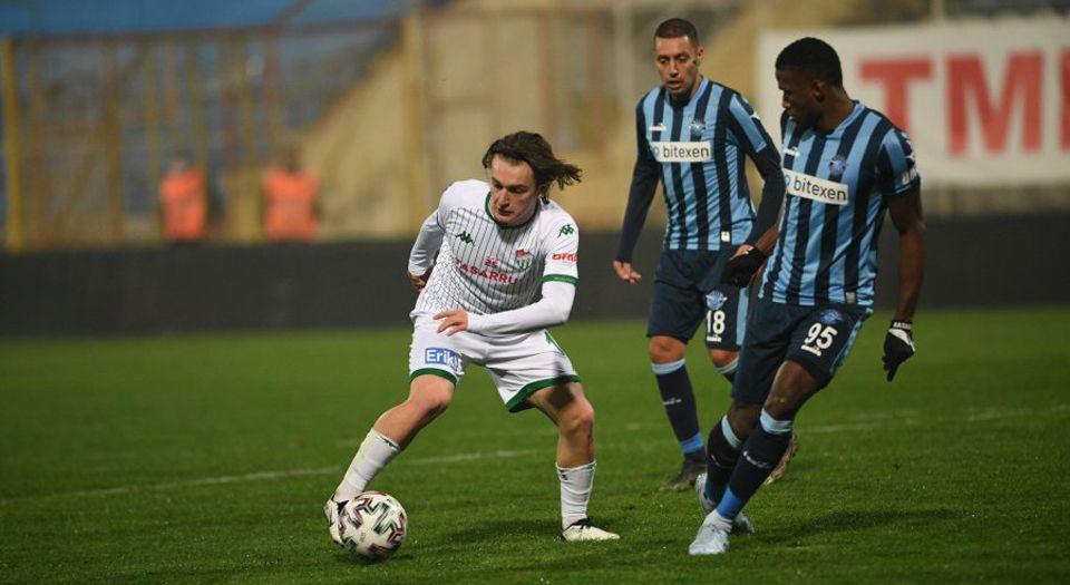 Bursaspor galibiyeti seriye bağladı
