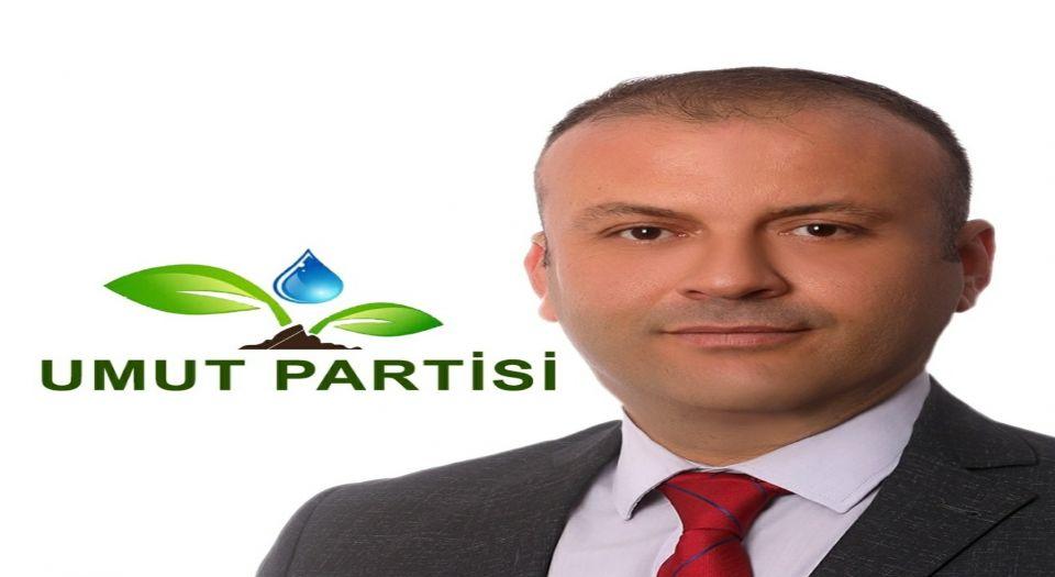 Umut Partisi'nden sivil anayasa açıklaması