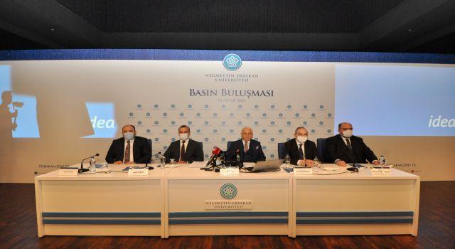 Konya Necmettin Erbakan Üniversitesi 2020'yi değerlendirdi