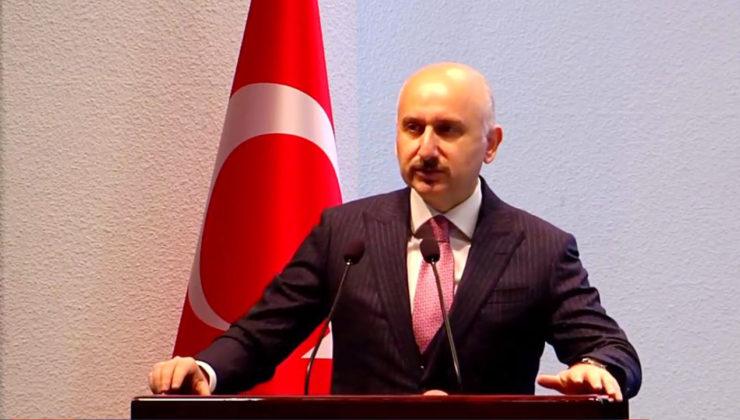 Bakan Karaismailoğlu'ndan 'Kanal İstanbul' vurgusu