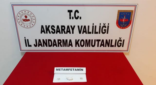 Aksaray'da Jandarma'dan operasyon