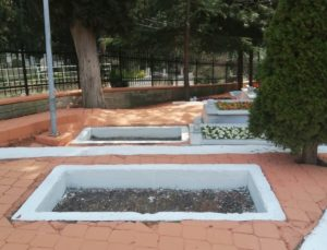 İzmit Namazgah Şehitliği 18 Mart'a hazırlandı