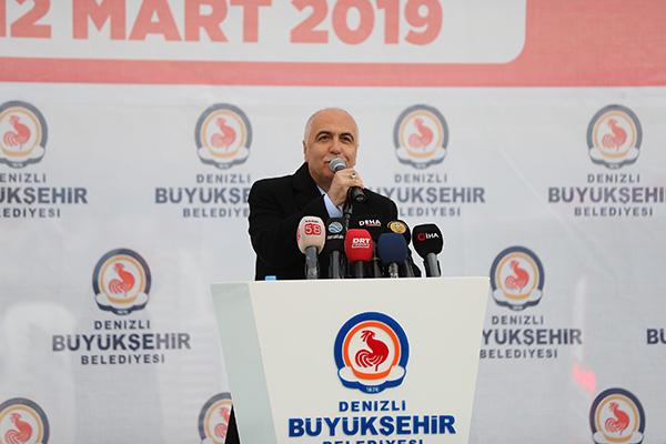 Vali Hasan Karahan - Büyükşehir'den havaalanı gibi çevre yolu