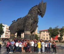 Seviye Okulları Çanakkale ve Bursa Gezisi