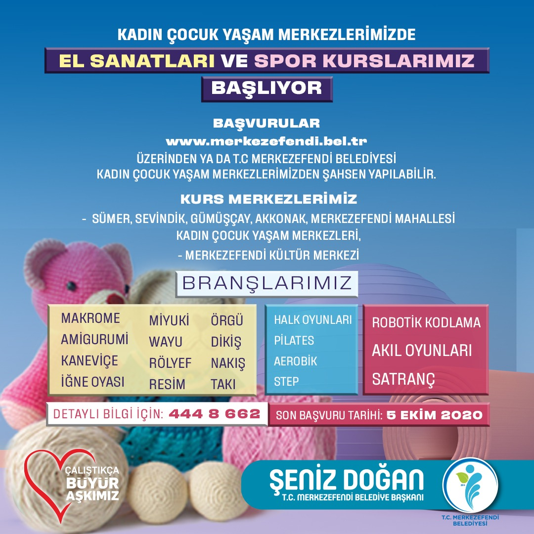 WhatsApp Image 2020 09 28 at 12.10.14 - MERKEZEFENDİ'DE KURS KAYITLARI BAŞLADI