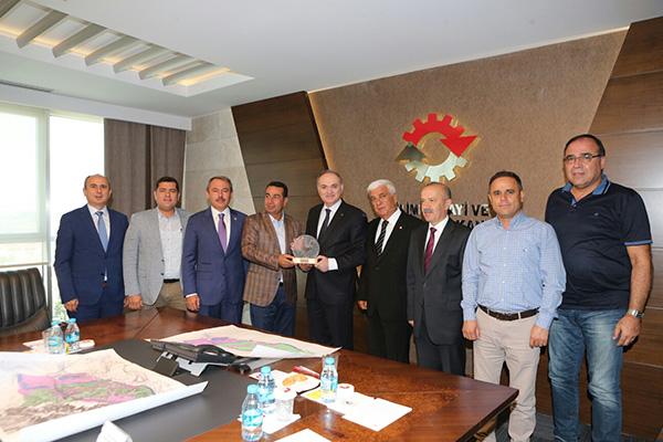 a 71 - MAKSİAD'tan Ankara Çıkarması