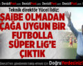 Yücel İldiz: Şaibe Olmadan, Çağa Uygun Bir Futbolla Süper Lig'e Çıktık