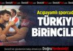 Acıpayam'lı Sporcudan Türkiye Birinciliği