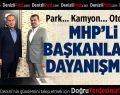 Adana'dan Çal'a destek sözü