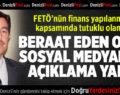 FETÖ Soruşturması Kapsamında Tutuklu Olan ve Beraat Eden Oklu'dan Açıklama