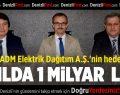 ADM Elektrik'ten 5 yılda 1 milyar liralık yatırım hedefi