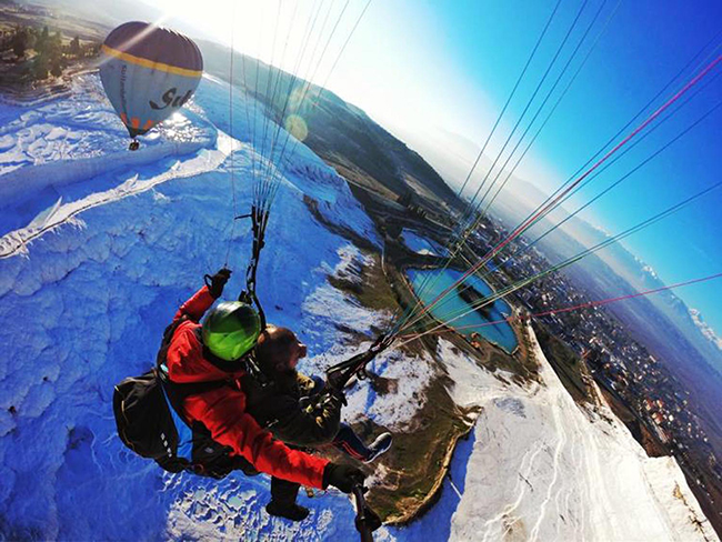 adrenalin tutkunlarinin yeni rotasi pamukkale 3592 dhaphoto1 - Adrenalin tutkunlarının yeni rotası Pamukkale