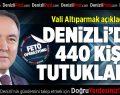 Vali'den FETÖ Soruşturması Açıklaması