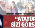 Atatürk'ün Benzerini Görünce Ağlayanlara Böyle Seslendi