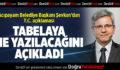 Acıpayam Belediye Başkanı Şevkan'dan T.C. Açıklaması