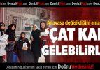 AK Parti 'Çat Kapı' ekibi Denizli'nin ilçelerinde