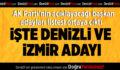 AK Parti'nin Açıklayacağı Aday Listesi Ortaya Çıktı