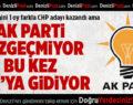 AK Parti Bu Kez YSK'ya Gidiyor