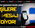 AK Parti İlçe Başkanının Hesabı Çalındı