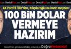AK Parti'li Filiz'den, Kılıçdaroğlu'na Hodri Meydan