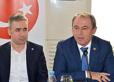 AK Partili Tin'den kalıcı istikrar vurgusu
