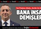 Chp İl Başkanı Akbaba, Aleviler İçin Şiir Yazdı: Bana İnsan Demişler