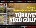 AK Parti'nin Gülen Yüz Kampanyası Türkiye'ye Yayılıyor