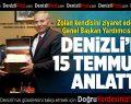 AK Parti Genel Başkan Yardımcısı Ataş, Başkan Zolan'ı Ziyaret Etti