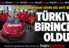 PAÜ Atay Takımı'nın Yeni Aracı Alatay'17 Türkiye Birincisi Oldu