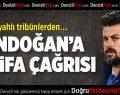 Yeşil-Siyahlı Tribünlerden Tandoğan'a İstifa Çağrısı