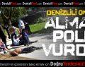 Denizlili Onur Almanya'da polis tarafından öldürüldü