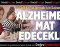 Alzheimer'ı mat edecekler