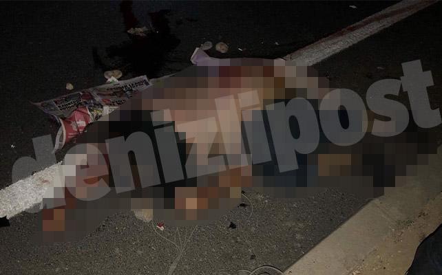 ankara asfalti intihar foto - ARAÇTAN ATLADI, TIR EZDİ