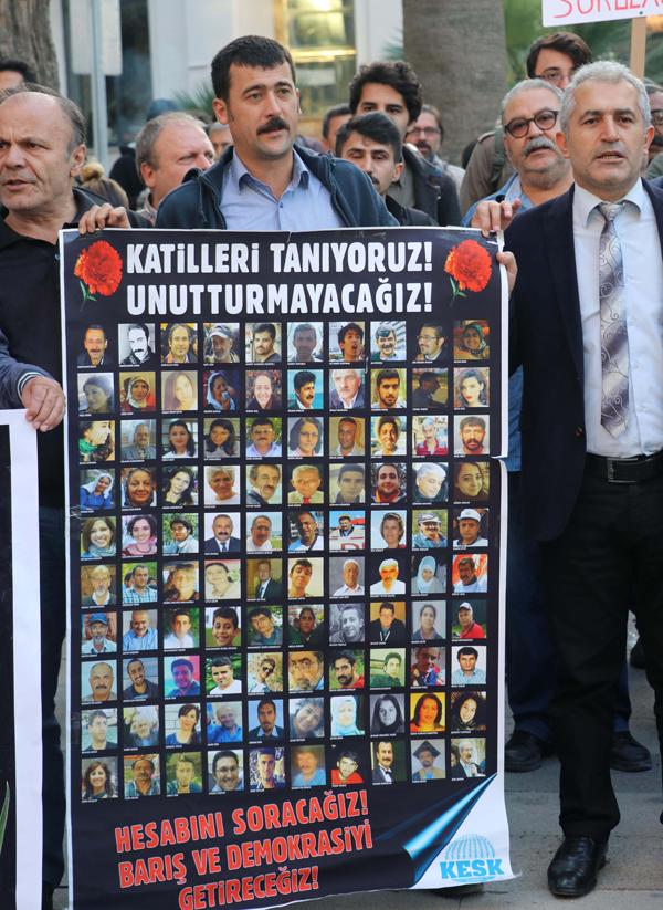 ankara katliaminda olenler denizlide anildi 5706 1 - Ankara katliamında ölenler, Denizli'de anıldı