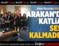 Erdal Otçu'dan DİKAP'a Plaket