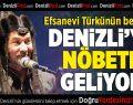 Dombıra'nın Bestekarı Sultanbekov Denizli'ye Geliyor