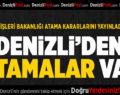 İçişleri Bakanlığı Atama Kararları Yayınlandı