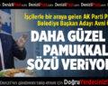 AK Parti Pamukkale Belediye Başkan Adayı Örki, İşçilerle Bir Araya Geldi