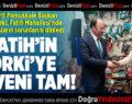FATİH'İN ÖRKİ'YE GÜVENİ TAM!